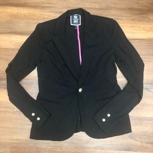 Juicy Couture Ponte Blazer